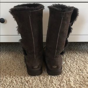 UGG Shoes - Ugg Tall Bailey Button Triplet